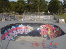 Greensborough Skate Park