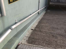 Armadale Carpark Wall Rail