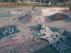 Greer Park Skate Park