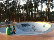 Gujan Mastras Skatepark