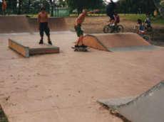 Gwandalan Skatepark