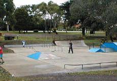 Hamilton Skate Park