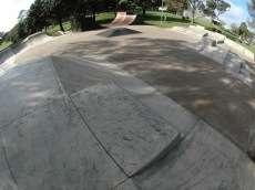 Hamilton New Skatepark