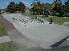 Hampton Park Skatepark