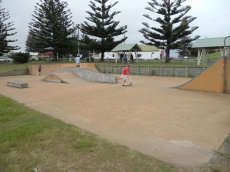 Harrington Skatepark