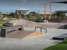 Harrisdale Skatepark
