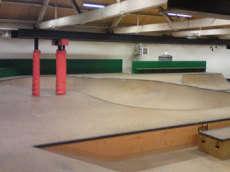 Jutan Indoor Skatepark