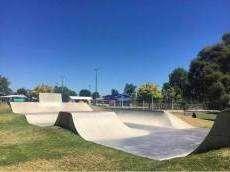Henty Skatepark