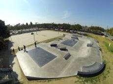 Johnson Skate Plaza