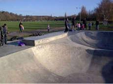 East Hertfordshire Skate Park