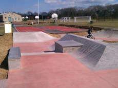 Hingman Skate Park