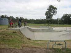 Holmesville Skate Park