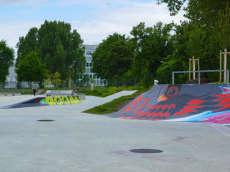 Zurich Skate Park