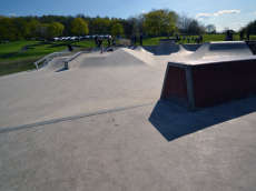 Hoyle Mill Skatepark