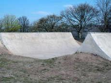Hullen Edge Skate Park