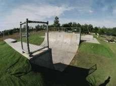 Village Green Skatepark.