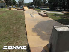 Hunters Hill Skatepark