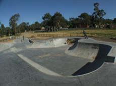 Hurstbridge Skatepark