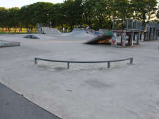 Woodhouse Skatepark