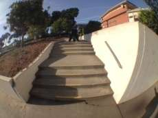 El Segundo baseball court ledges