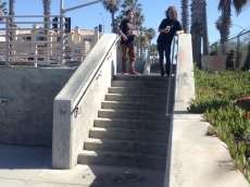 Huntington Beach hubba