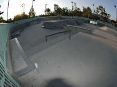 Irwindale Skatepark