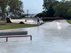 Jacobs Well Skatepark