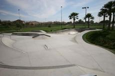 James Huber Skate Park