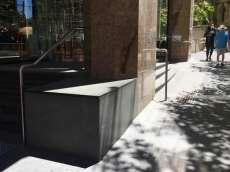 Jamieson St Overrail