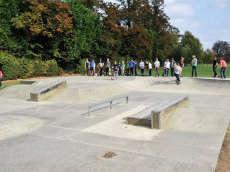 Jesus Green Skate Park