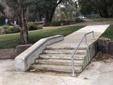 Kalorama Stairs