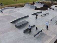 Kings Hill Skatepark