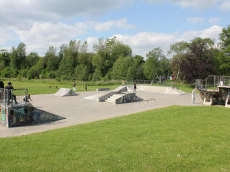 Kings Norton Park Skatepark