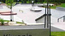 Kiwanis Skate Plaza