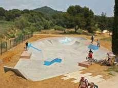 La Londe Les Maures Skatepark