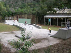 New Lane Cove Skate Park
