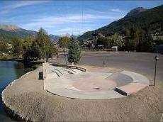 La Salle les Alpes Skatepark