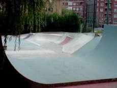 Las Arenas Skatepark