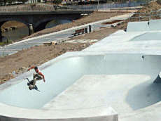 Lasesarre Skatepark
