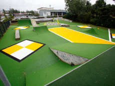 Laugardalur Skatepark
