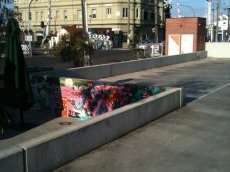 Albert Street Ledges