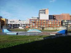Leeghwateplein Skatepark