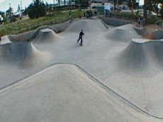 Leeton Regional Skate Park