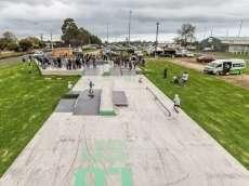 New Leongatha Skatepark