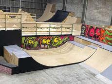 Level Up Indoor Skatepark