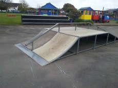 Levin Central Skatepark