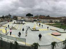 Libourne Skate Park