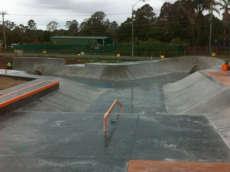 Tudor Park Skate Park