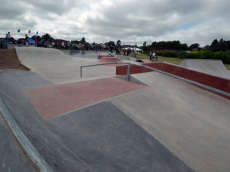 Long Lawford Skate Park