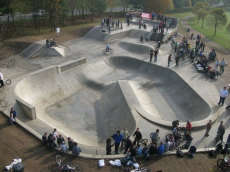 Lowestoft Skate Park